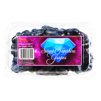 Berry Licious USA Grapes - Sweet Sapphire