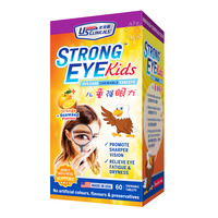 US Clinicals Strong Kids Eye Care Tablets