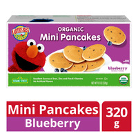 Earth's Best Organic Mini Pancakes - Blueberry
