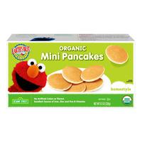 Earth's Best Organic Mini Pancakes - Homestyle