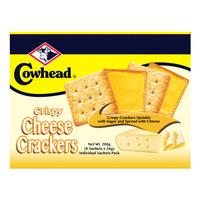 Cowhead Crispy Crackers - Cheese