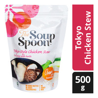 The Soup Spoon Soup Pack - Tokyo Chicken Stew