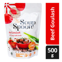 The Soup Spoon Soup Pack - Beef Goulash