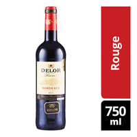 Delor Reserve Bordeaux Red Wine - Rouge