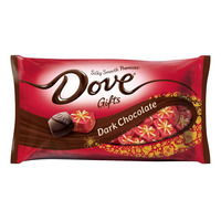 Dove Gifts Silky Smooth Premium Chocolate - Dark