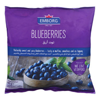 Emborg Frozen Blueberries