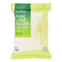 FairPrice Pure Cane Sugar - Coarse Grain