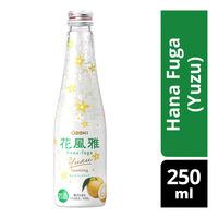 Ozeki Sparkling Liqueur Bottle Drink - Hana Fuga (Yuzu)