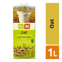 Delhaize Bio Organic Oats Milk