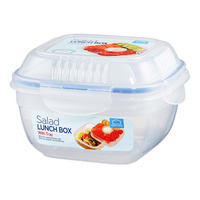 Lock & Lock Salad Lunch Box with Tray