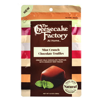 The Cheesecake Factory Chocolate Truffles - Mint Crunch