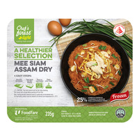 Chef's Finest Ready Meal - Mee Siam Assam Dry