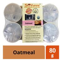 SoYummy Instant Organic Soya Cup Cake - Oatmeal