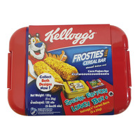 Kellogg's Cereal Bar - Frosties + Special Edition Lunch Box 5 x 26G