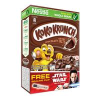 Nestle Cereal - Koko Krunch + Free Star Wars Sealing Clip