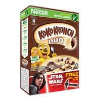Nestle Cereal - Koko Krunch Duo + Free Star Wars Sealing Clip