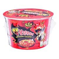Samyang Hot Chicken Instant Ramen - 2x Spicy (Bowl)