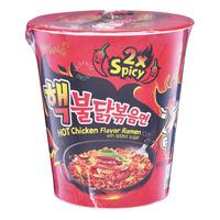 Samyang Hot Chicken Instant Ramen - 2x Spicy (Cup)