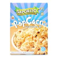 Saporito Microwave Popcorn - Original