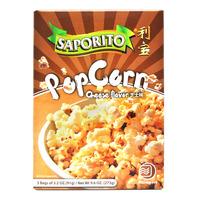 Saporito Microwave Popcorn - Cheese
