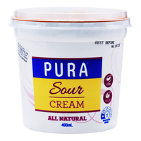 Pura All Natural Sour Cream
