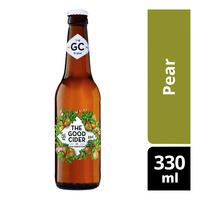 The Good Cider Bottle Drink - Pear
