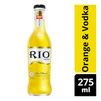 Rio Bottle Cocktail - Orange & Vodka