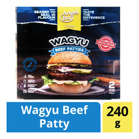 Angel Bay Frozen Wagyu Beef Patty