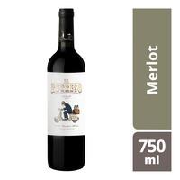 EL Regreso Red Wine - Merlot
