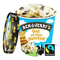 Ben & Jerry's Ice Cream - Oat of this Swirled