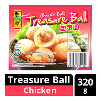 Bibik's Choice Treasure Ball Bao Xin Ball - Chicken