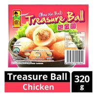 Bibik's Choice Treasure Ball Bao Xin Ball - Chicken