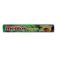 Mentos Choco Balls - Caramel Mint