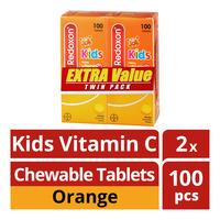 Redoxon Kids Vitamin C Chewable Tablets - Orange