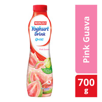 Marigold 0% Fat Yoghurt Bottle Drink - Pink Guava