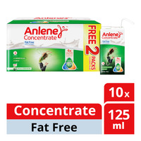 Anlene Concentrate UHT Packet Milk - Fat Free withCollagen