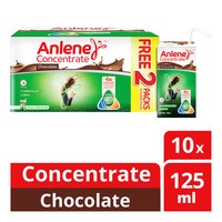 Anlene Concentrate UHT Packet Milk - Chocolate
