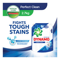 Dynamo Power Gel Laundry Detergent Refill - Regular