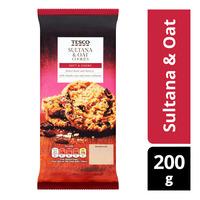 Tesco Cookies - Sultana & Oat