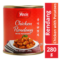 Yeo's Can Rendang - Chicken with Potatoes