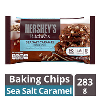 Hershey's Kitchens Baking Chips - Sea Salt Caramel