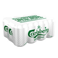 CARLSBERG Smooth Draught Beer 12sX320ml