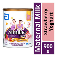 Abbott Similac Mum Maternal Milk Formula - Strawberry Yoghurt