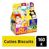 Disney Tsum Tsum Snack - Cuties Biscuits 160G (8S)