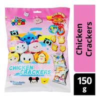 Disney Tsum Tsum Snack - Chicken Crackers 150G (10S)