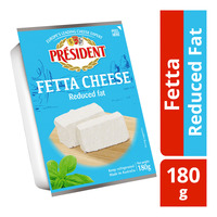 President Cheese - Fetta (Reduced Fat)