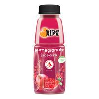 Ripe 100% Fruit Bottle Juice - Pomegranate