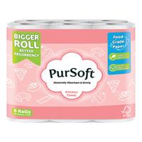 PurSoft Kitchen Towel Roll