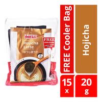 Gold Kili Instant Hojicha Latte + Free Cooler Bag
