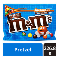 M&M's Chocolate Candies - Pretzel